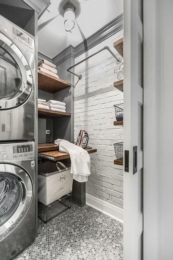 Ideas para cuartos de lavado decoraci n para lavaderos for Lavaderos practicos