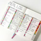 #bullet #Journal #Lose #Rose #Simple #Ways #Weight Find out how you can use your bullet journal for...