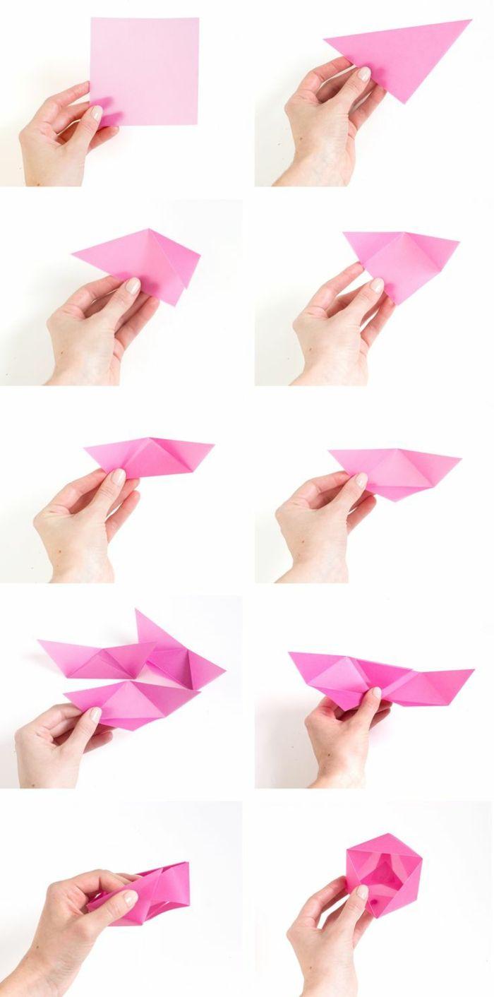 comment faire des origami en papier facile latest hd tuto. Black Bedroom Furniture Sets. Home Design Ideas