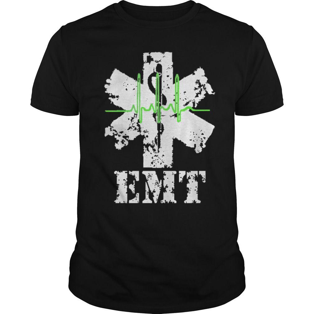 Paramedic Emergency Medical Services T-Shirt