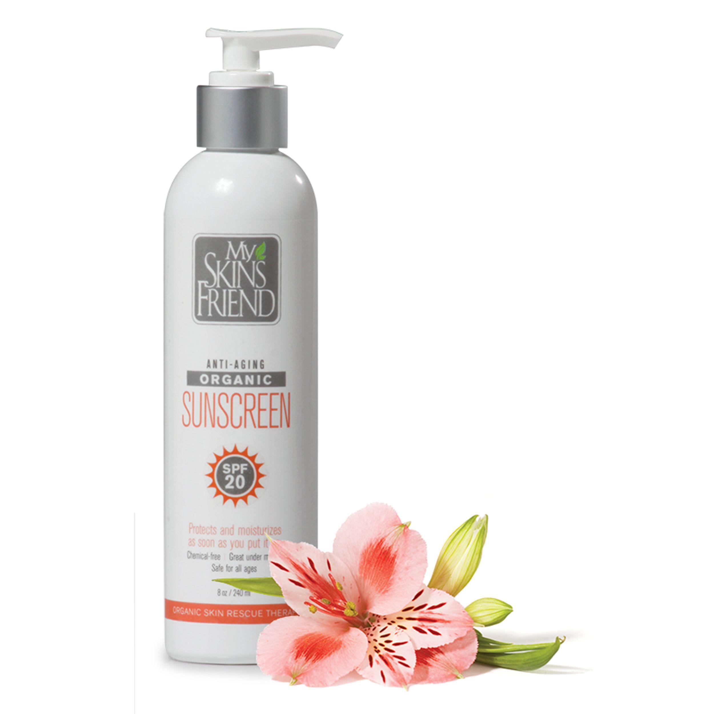 100 Guaranteed Results. NonToxic Organic Sunscreen