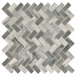 Tile N Decor New Art Chevron Cloud Mosaic Glass Stick 10Mm  Tile  Pinterest