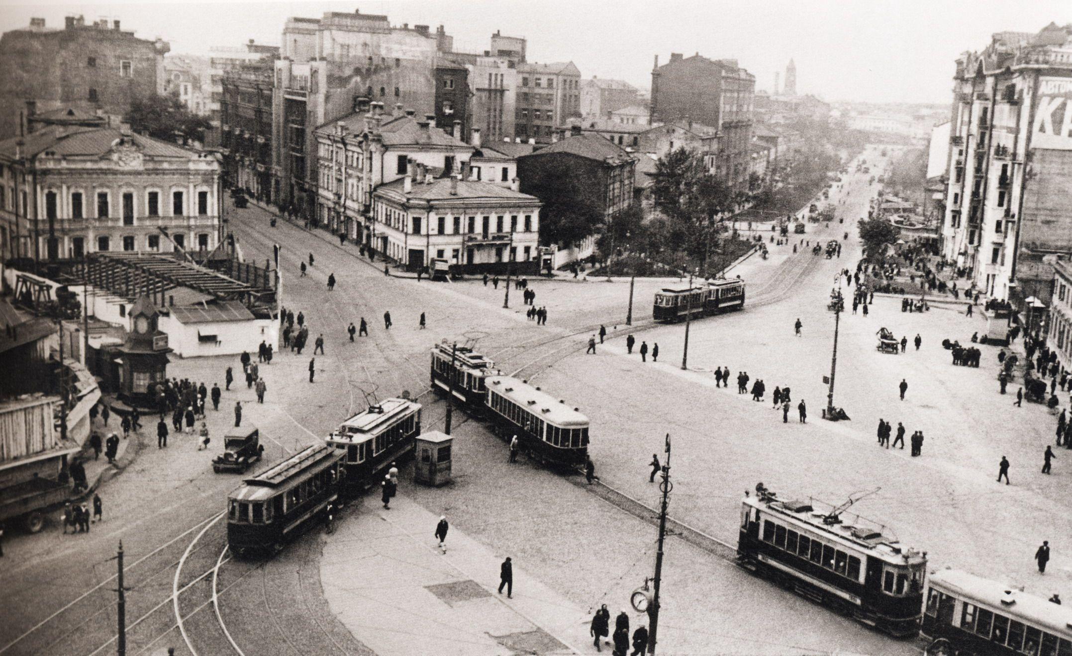 Старая Москва Наума Грановского (часть 1) (с изображениями ...