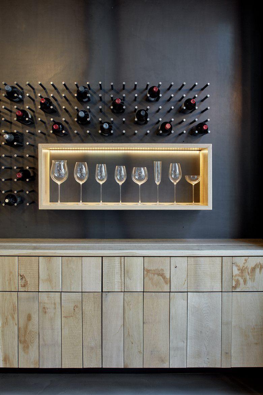 Wine Glass Shop Riedel   mar.s architects