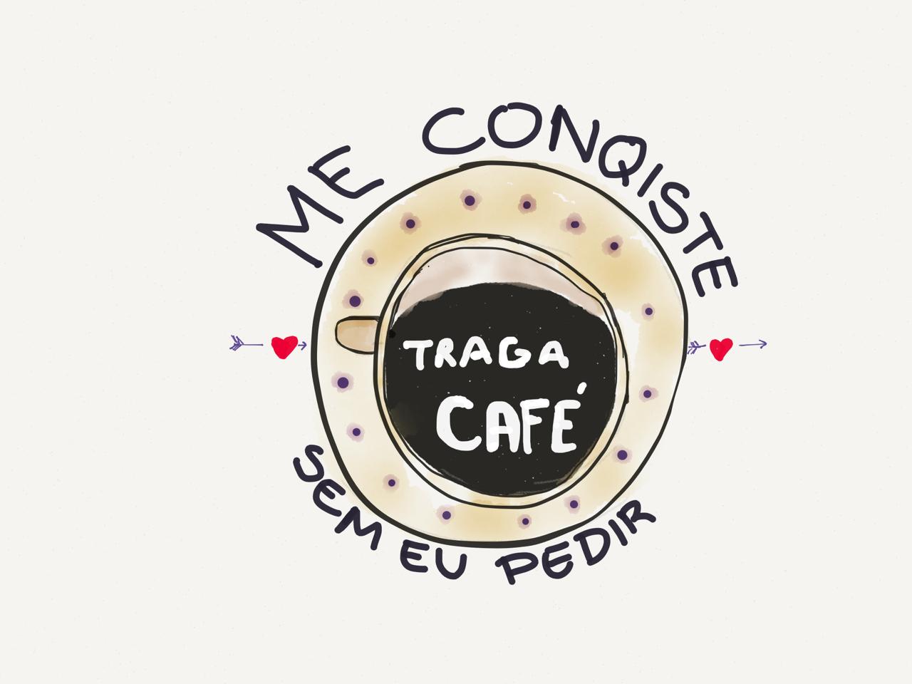 Me conquiste, traga café sem eu pedir. #coffe