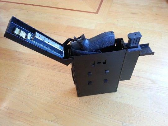 Titan Gun Vault Secure Aircraft And Car Firearm Storage