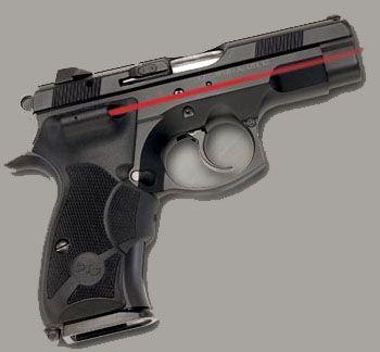 Crimson Trace Laser Grips - CZ 75 Compact, PCR, P-01 | Guns
