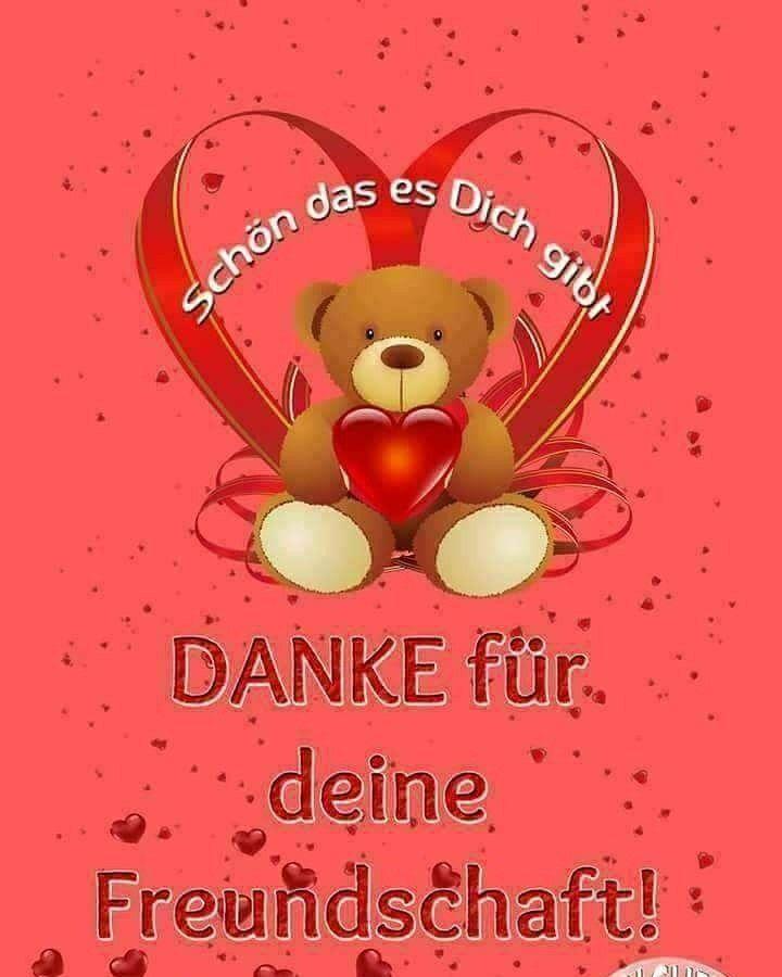 Schone Gute Nacht Spruche Gif Freundschaft Zitate Danke