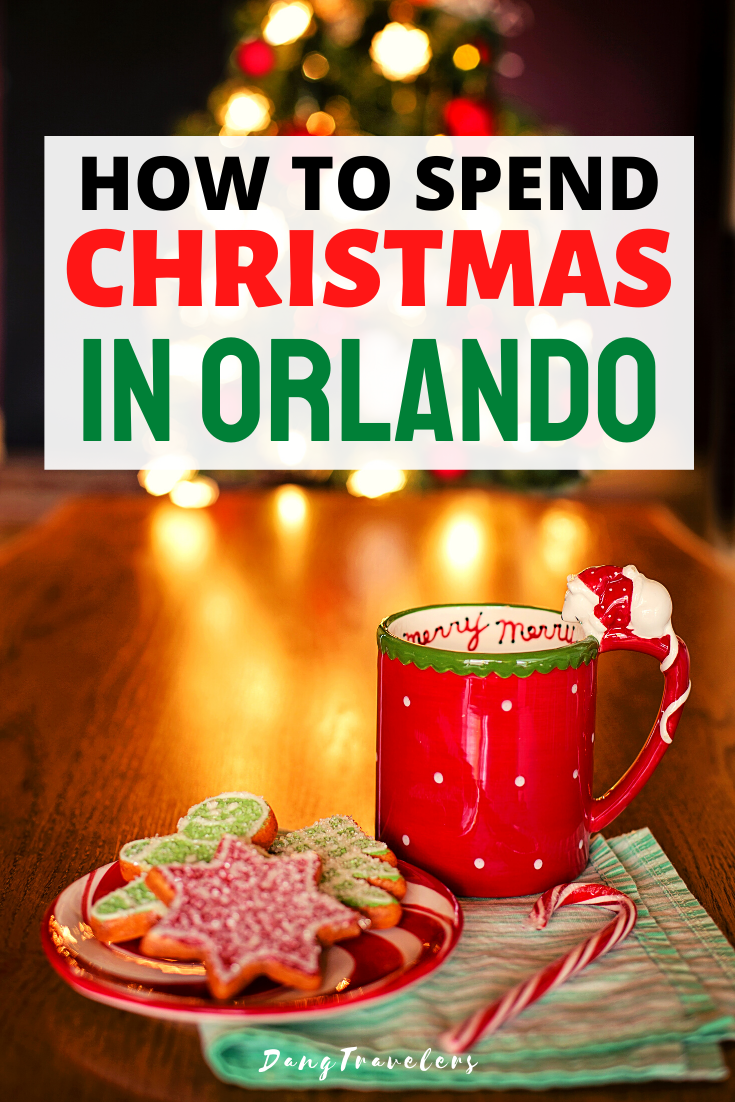 The Most Festive Things To Do In Orlando During The Holidays Besides The Parks Winter Travel Destinations Usa Travel Destinations Travel Usa