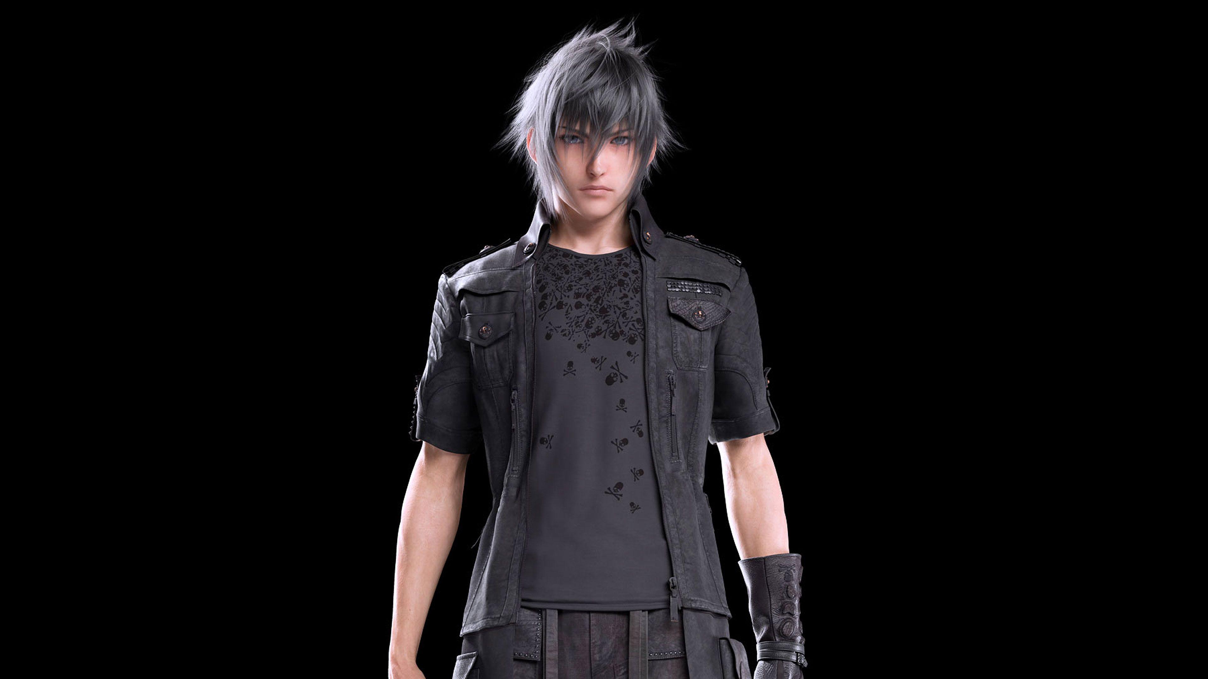 4k Noctis Lucis Caelum Final Fantasy Xv Hd Games 4k: Final Fantasy XV 3840x2160 Wallpaper