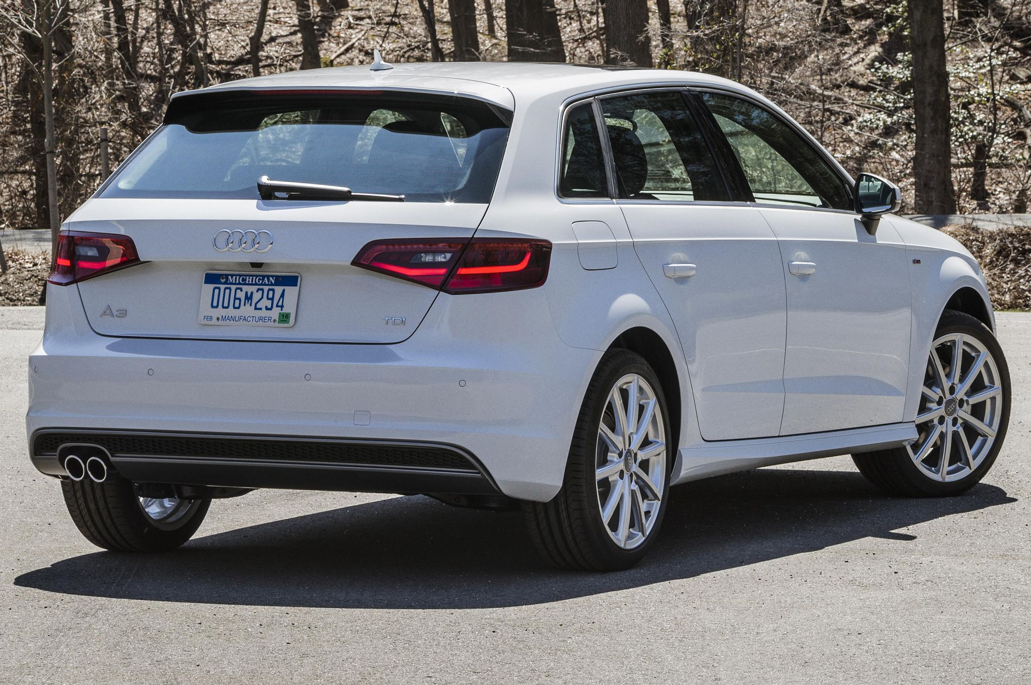 Audi A3 2016 TDI Sportback Specs, Review, Pictures