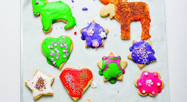 كوكيز الكريسماس من الشيف فتافيت Fatafeat Sugar Cookie Desserts
