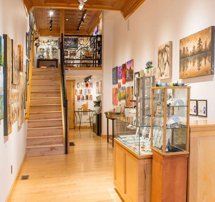 Shopping In Bozeman Mt >> Altitude Gallery Downtown Bozeman Montana