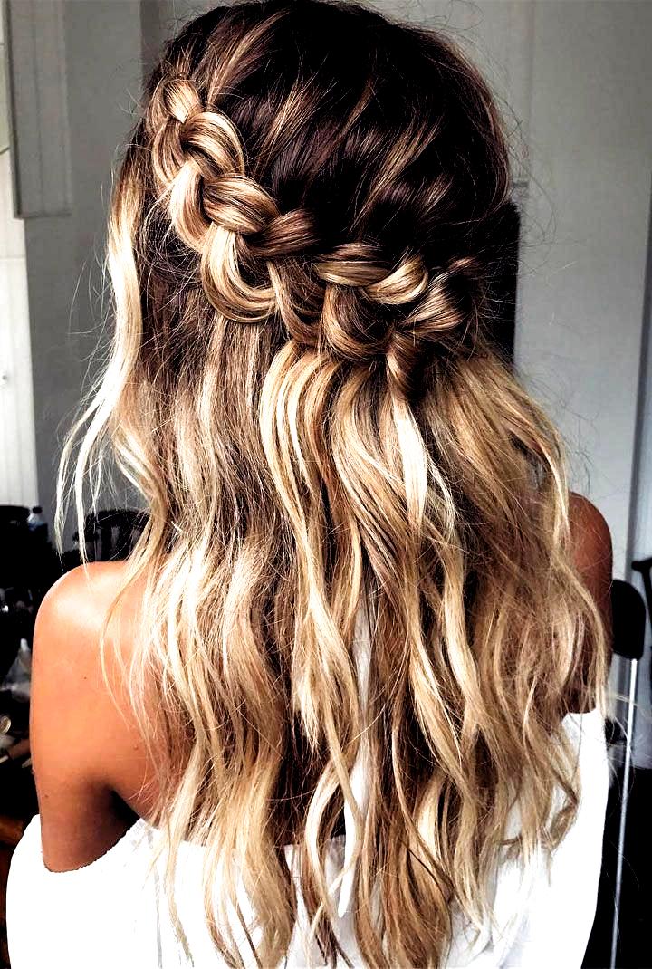 24 medium length wedding hairstyles for 2020 hairstyles