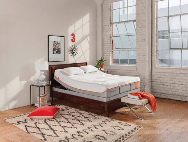 Personalize Your Sleep Experience With An Adjustable Tempur Pedic Bed You Have The Freedom To Choose Which Mattress Warehouse Tempurpedic Mattress Furniture