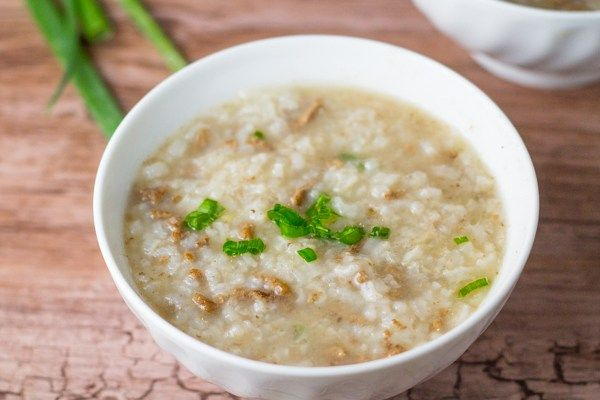 beef congee  recipe  recipes food soup with ground beef