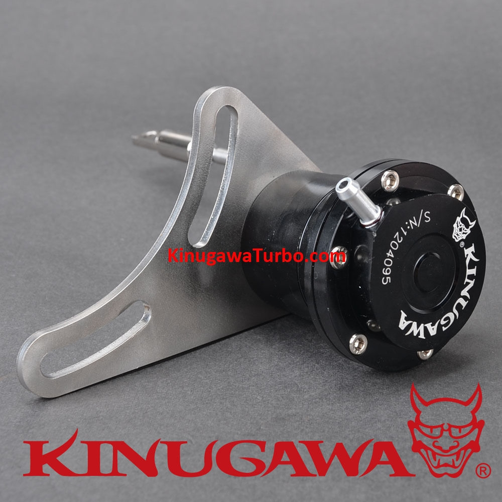 95.00$  Watch now - http://ali974.worldwells.pw/go.php?t=32698227201 - Kinugawa Billet Adjustable Turbo Actuator for Hitachi RX7 & for Hitachi HT18-2S Series 5 1.0 bar / 14.7 Psi