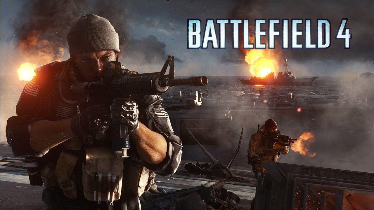 Battlefield 4 Official Single Player Story Trailer Schlacht Bilder