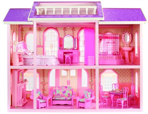 See How Much Barbie S Dreamhouse Has Changed Since 1962 Barbie