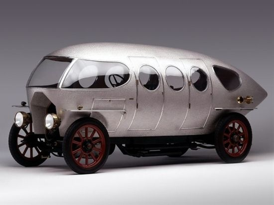 1914 Aerodinamica prototype