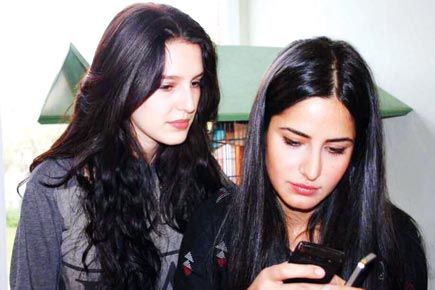 Katrina Kaif's sister Isabelle is just as gorgeous as the ...