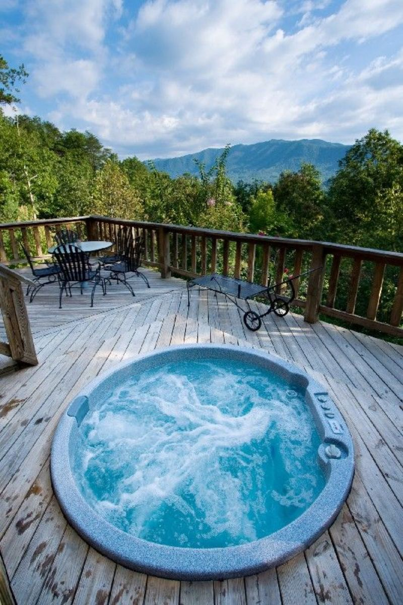 Angels Loft Unit Detail Townsend Cabin Rentals Tennessee Cabins Vacation Cabin Rentals Smoky Mountains Vacation