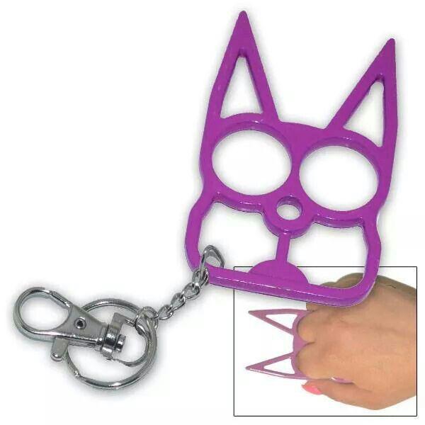 Munio Designer Self Defense Keychain Self Defense Women Self