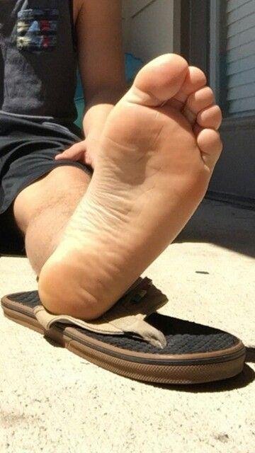 Male Feet, Sexy Feet, Flip Flops, Gay, Sandals, Men, Beach Sandals, Sexy  Legs