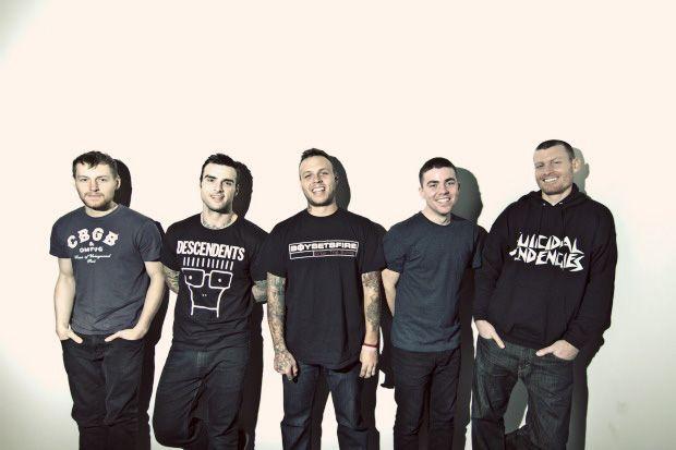 Casey Jones - straight edge hardcore band from Jacksonville, FL