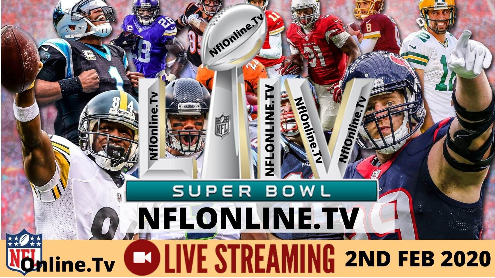 How To Watch Super Bowl 54 Live Stream 2020 In 2020 Super Bowl Super Bowl 54 Nfl