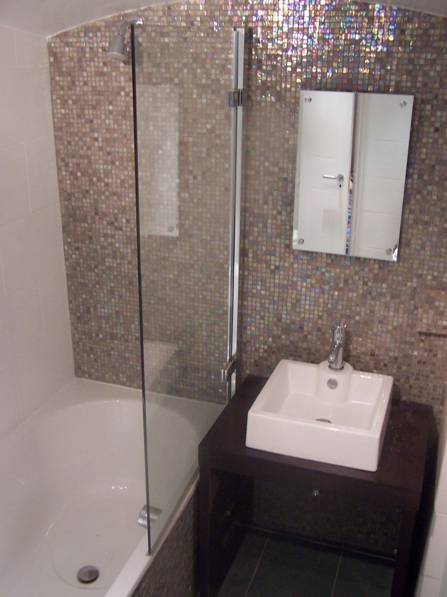 bathroom tile designs around bathtub - Bathroom Ideas Mosaic