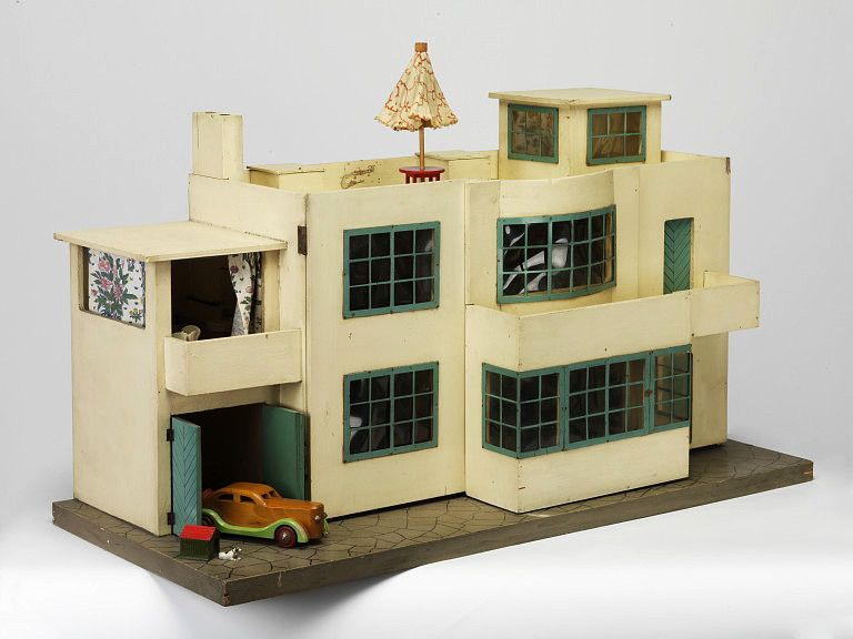 Dolls' house | Lines Bros | V Search the Collections