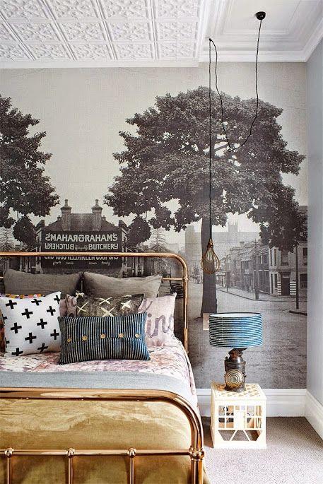 tapeten wohnzimmer ideen 2014 | boodeco.findby.co