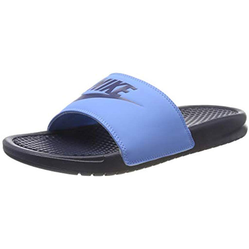 Nike Herren Benassi JDI Dusch Badeschuhe #Schuhe