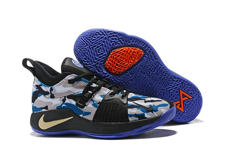 "db3fac11024 2018 Nike PG 2 EYBL ""Camo"" On Sale Free Shipping"