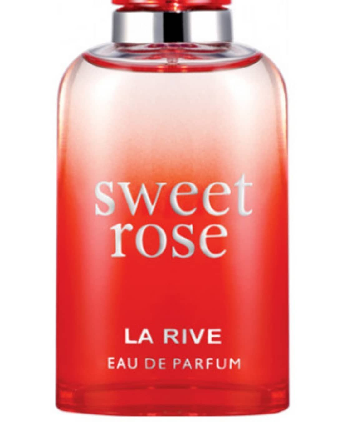 Sweet rose by LA Rive is a floral fragrance for women  Top