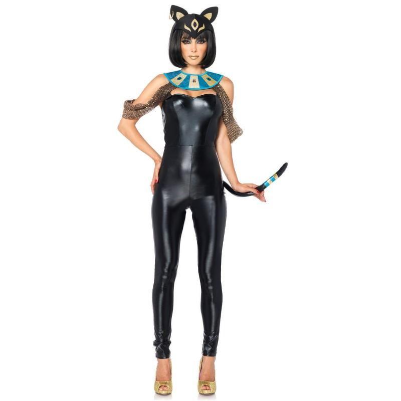 Egyptian Cat Goddess Costume