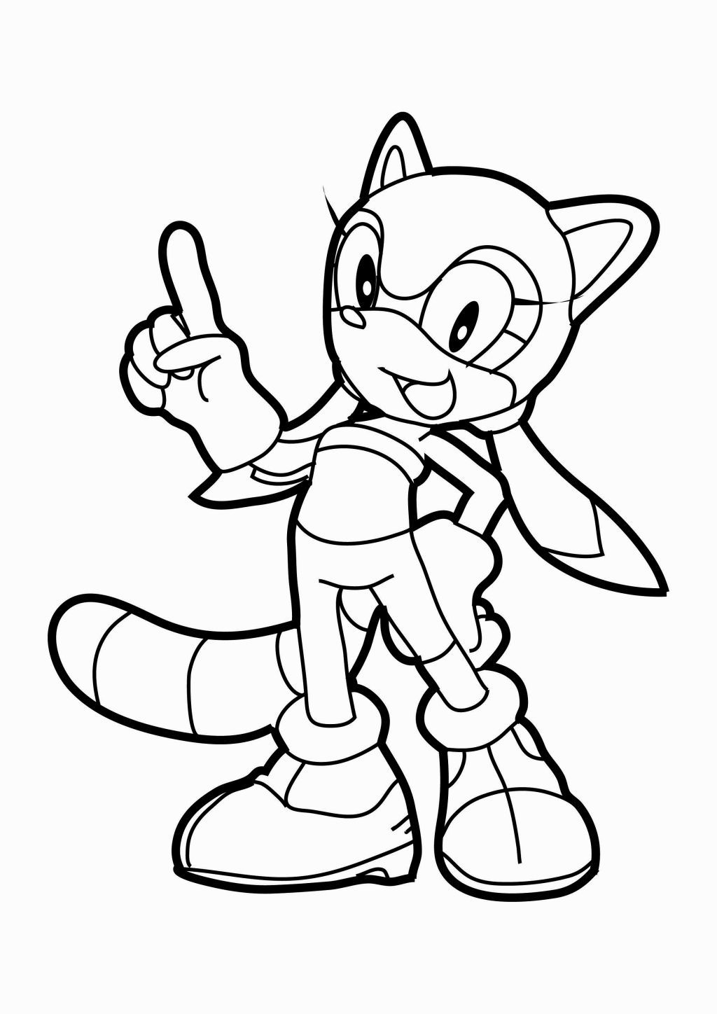 Sonic The Hedgehog Coloring | Coloring Pages | Pinterest