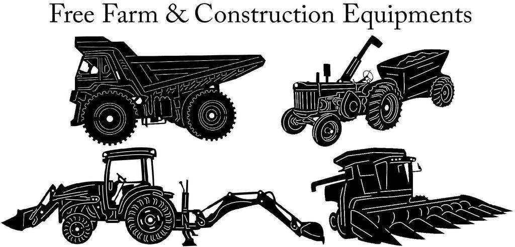 Dumping Truck Heavy Duty Construction Machinery Free DXF