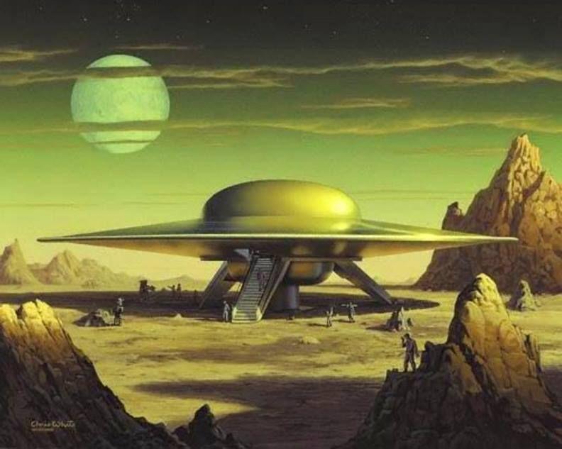 Forbidden Planet - C57-D