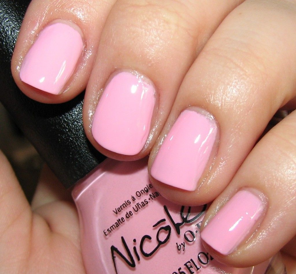 Nicole by OPI Wel-Kim to My World! Nail Polish Collection, Inspired ...
