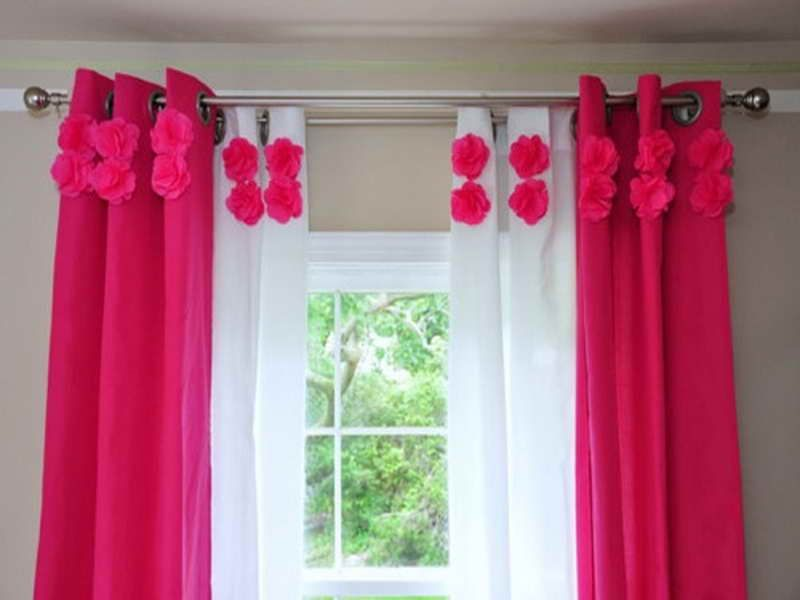 Curtain For Girlu0027s Room   Google Search