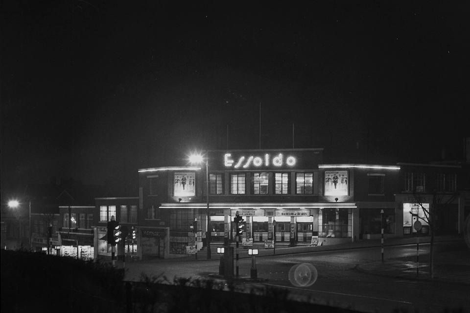 Essoldo cinema in the 1960s tunbridge wells camden