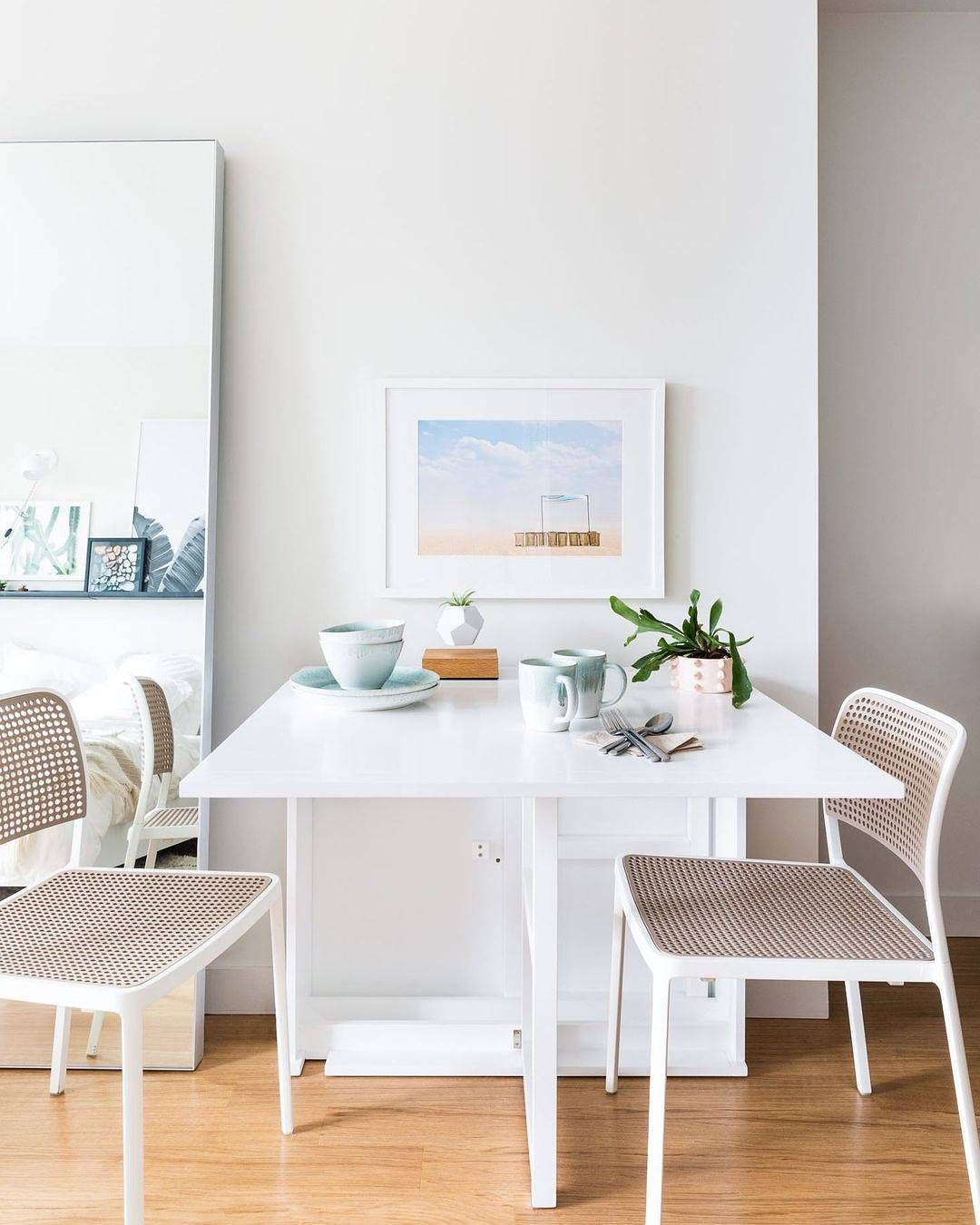 smalludining room ideas weure kind of obsessed with mydomaine