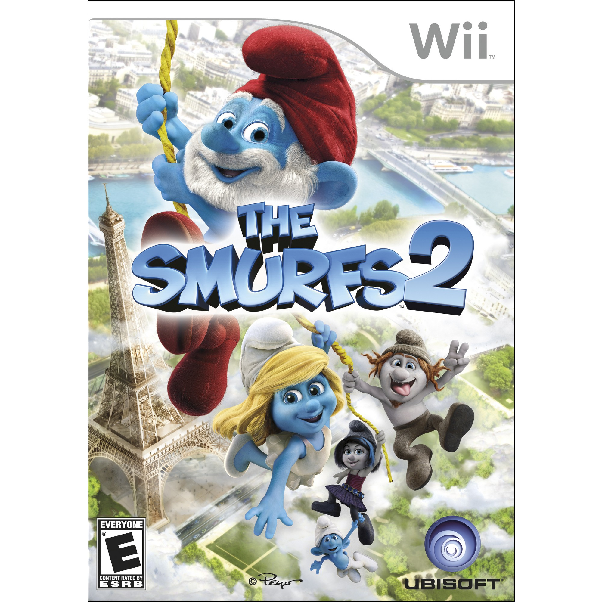 Smurfs 2 Nintendo Wii Video Games Fun Video Games