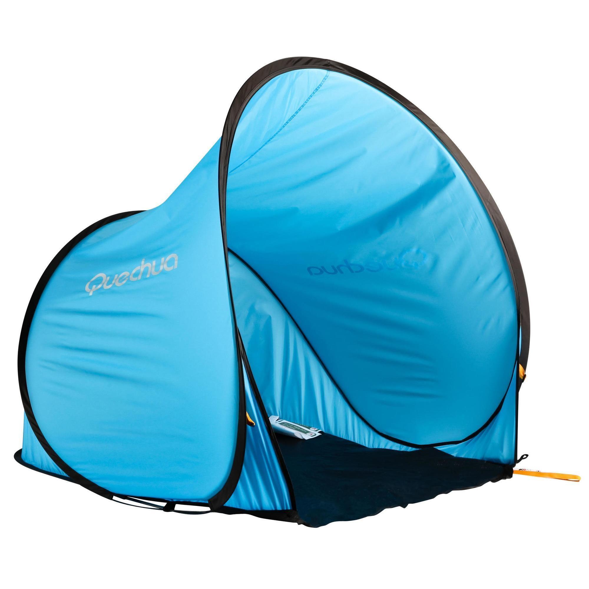Schutzzelt 2 Seconds Naturwandern Camping Oreiller Gonflable Abri