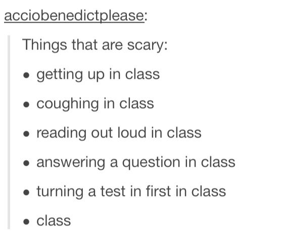 how to describe a school in a story