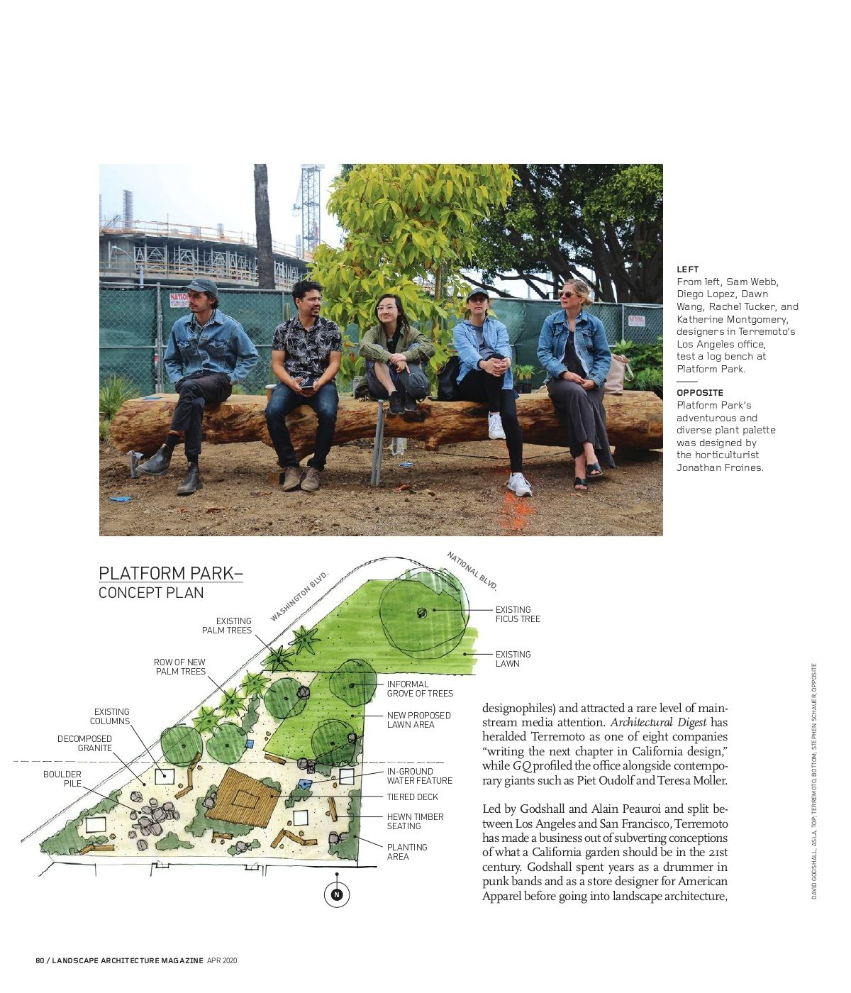 Pin By Yulia Vlasenko On Landscape Design In 2020 Landscape Architecture Magazine Ground Water Feature Architecture Magazines