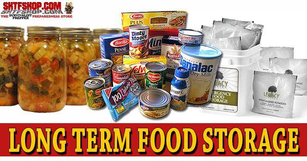 Long Term Food u0026 Water Storage Ideas for Preppers - Survivalist Prepper  sc 1 st  Pinterest & Long Term Food Storage Techniques u0026 Ideas | Prepping supplies ...