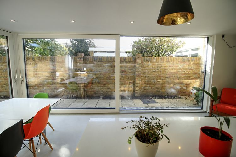Sliding Doors, Twickenham   Thames Valley Windows
